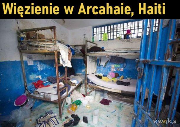 Zdjęcia pokazujące jak wyglądają warunki w więzieniach w różnych  krajach świata, obrazek 4