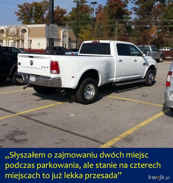 18 parkingowych dramatów, którymi mógłby zainteresować się detektyw, obrazek 7