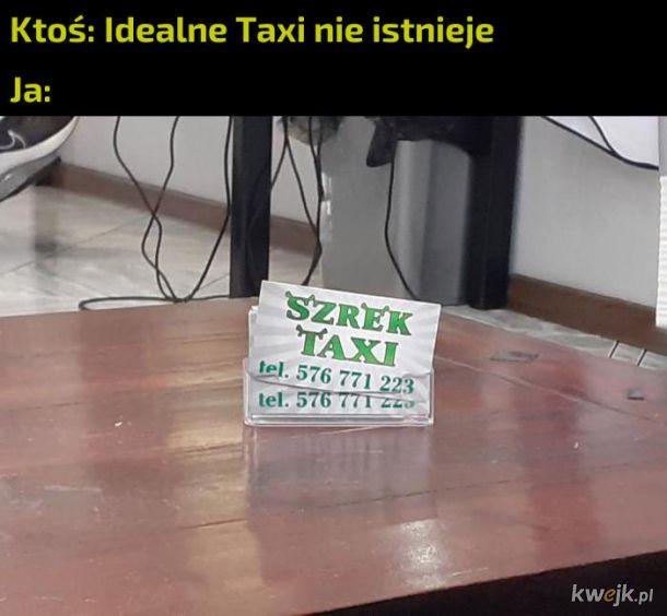 Idealne Taxi