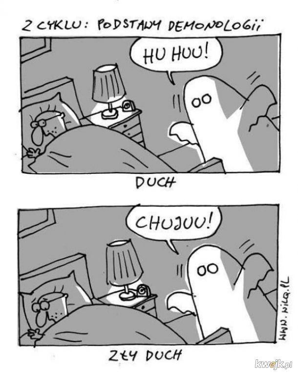Zły duch