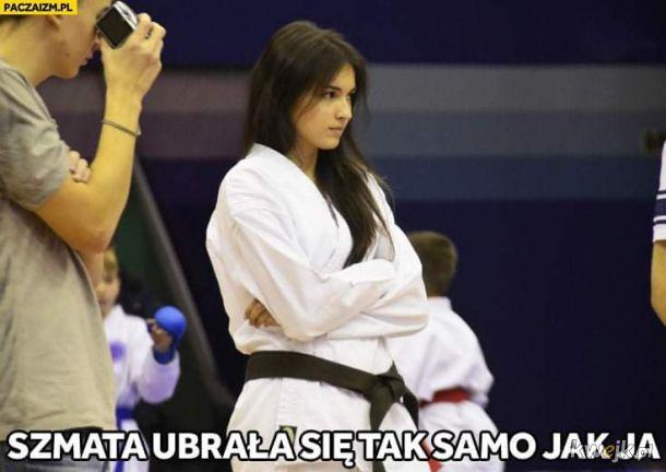 Karate kobiet