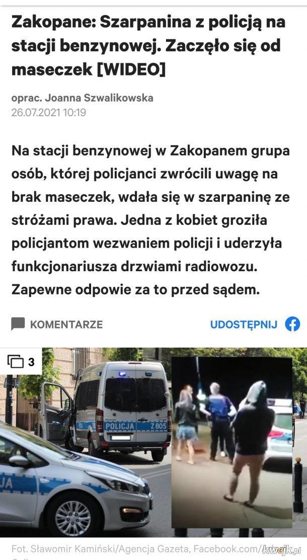 Grodzisk, Bydgoszcz, Zakopane? Zaczelo sie! Rewolta covidiotow