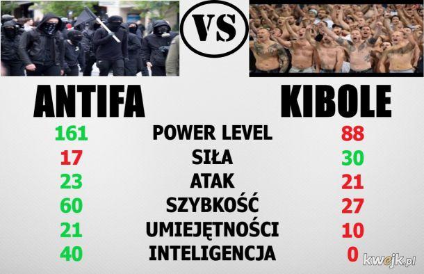 Antifa vs Kibole - edit