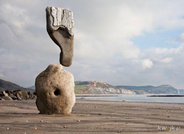 Jak oni to zrobili, czyli rzeźby przeczące grawitacji