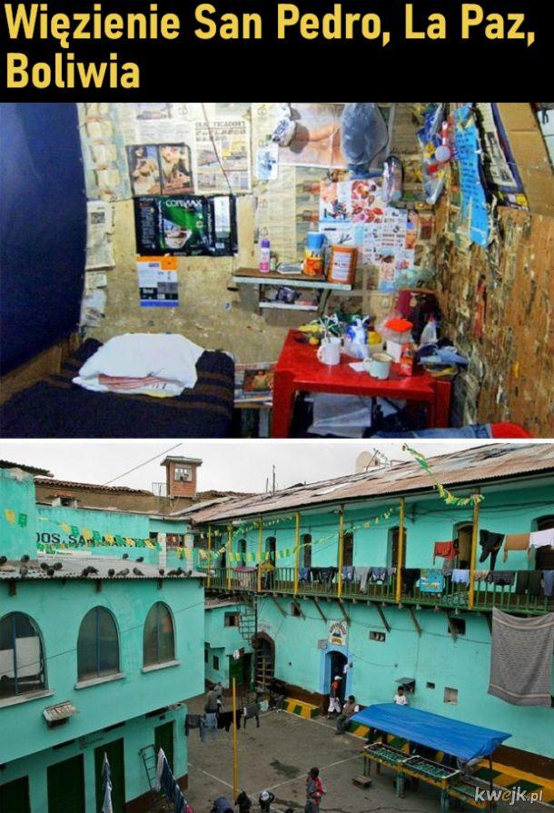 Zdjęcia pokazujące jak wyglądają warunki w więzieniach w różnych  krajach świata, obrazek 15