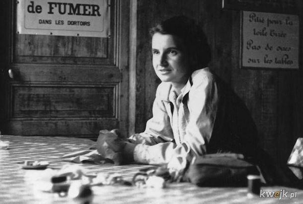Dziś mamy 101. rocznicę urodzin Rosalind Franklin