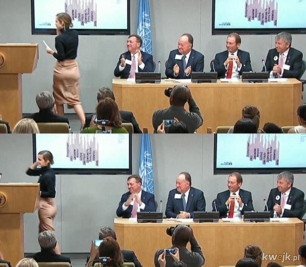 Wszyscy docenili wystąpienie Emmy Watson na spotkaniu ONZ