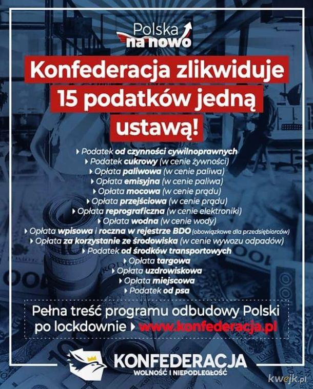 """Prawdziwa """"Polska na nowo"""" a nie jakieś podrabiańce."""