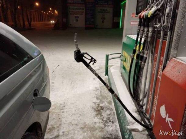 Ceny paliwa faktycznie przesadzone