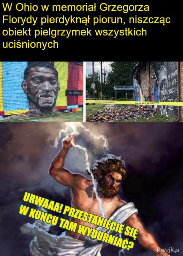 Gromowładny Zeus
