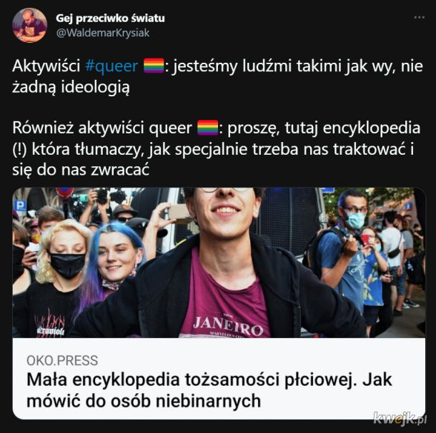LGBT to ideologia