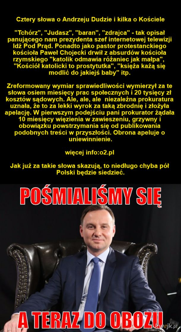 Cztery słowa o Andrzeju Dudzie