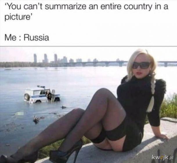 Cały kraj na jednym zdjęciu.