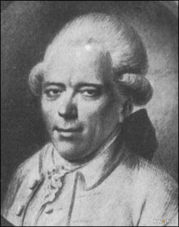 Dziś mamy 247. rocznicę urodzin Georga Christopha Lichtenberga