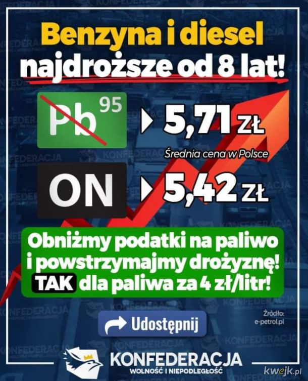 Jedyni ludzie w Sejmie, którzy chą realnie obniżać podatki.