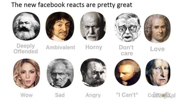 I takie reakcje to ja rozumiem!