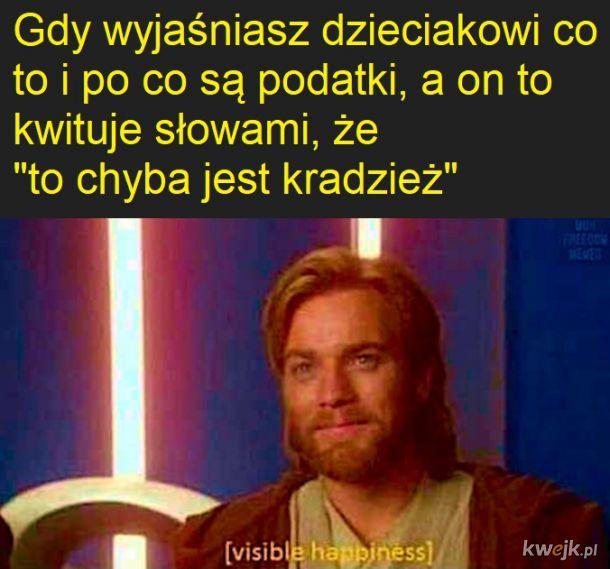 Mądry gówniak