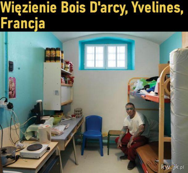 Zdjęcia pokazujące jak wyglądają warunki w więzieniach w różnych  krajach świata, obrazek 10