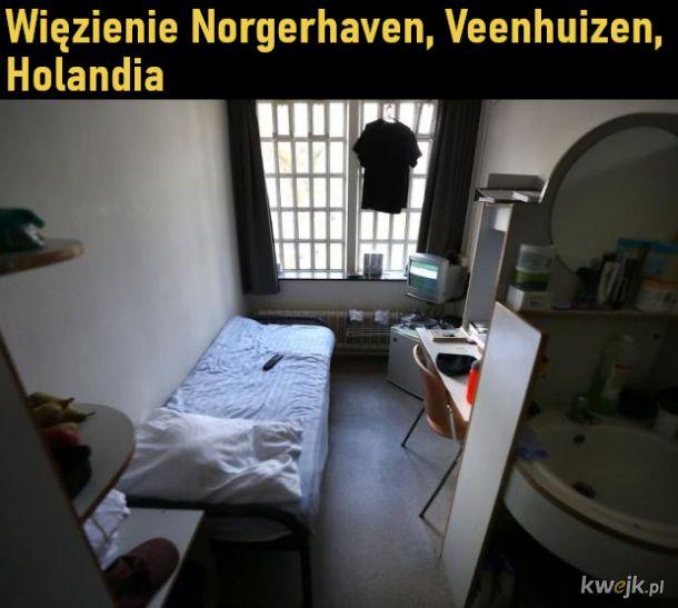 Zdjęcia pokazujące jak wyglądają warunki w więzieniach w różnych  krajach świata, obrazek 21