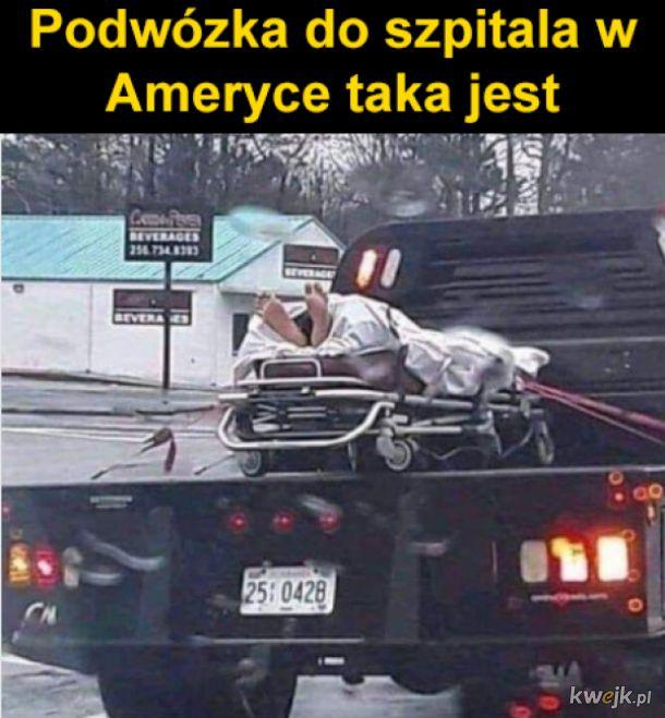 Podwózka do szpitala