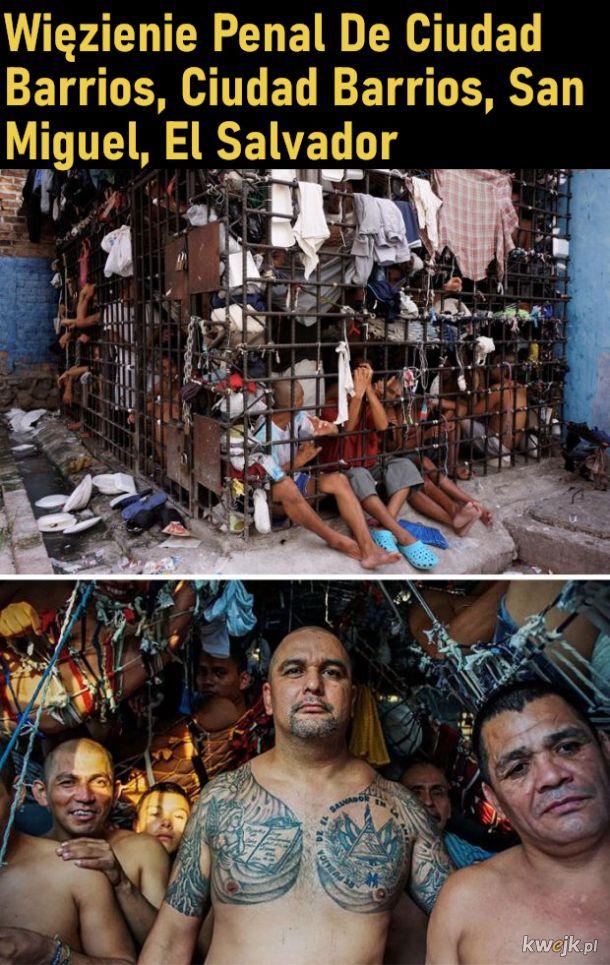 Zdjęcia pokazujące jak wyglądają warunki w więzieniach w różnych  krajach świata, obrazek 20