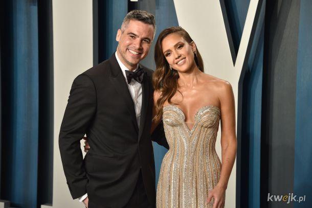 Miliarder i jego żona
