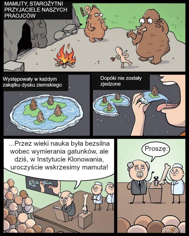 Jak się kończy wskrzeszanie gatunków