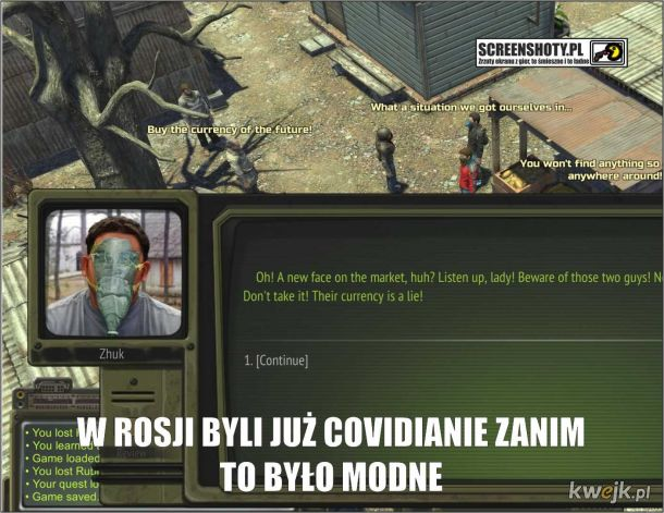Covid w Rosji