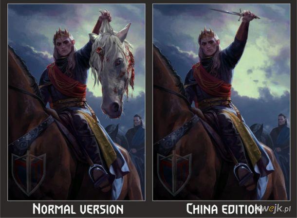 Jak w Chinach ocenzurowano karty do gry w Gwinta - Wiedźmińską grę karcianą, obrazek 17