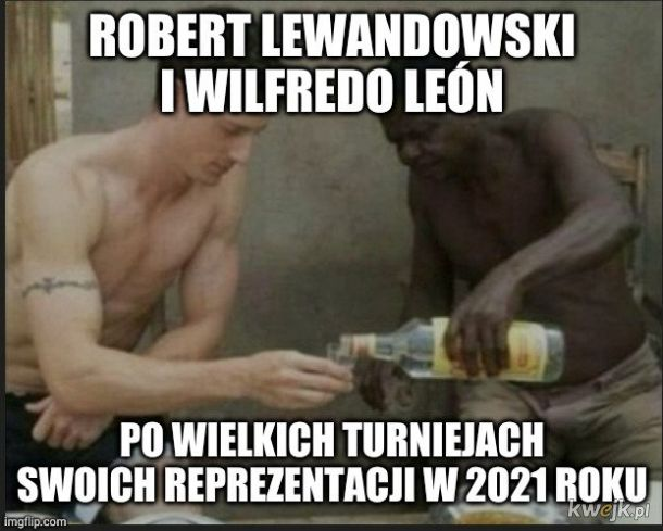Lewandowski i Leon