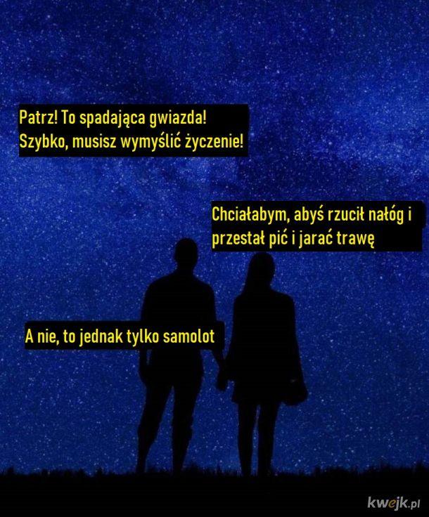 Życzenie do gwiazdki
