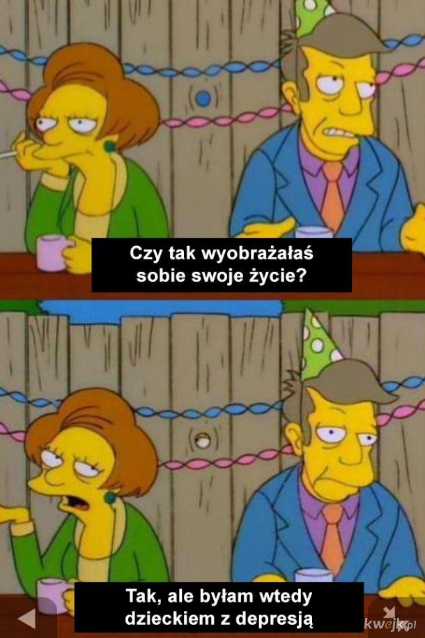 Simpsonowie to kopalnia złota