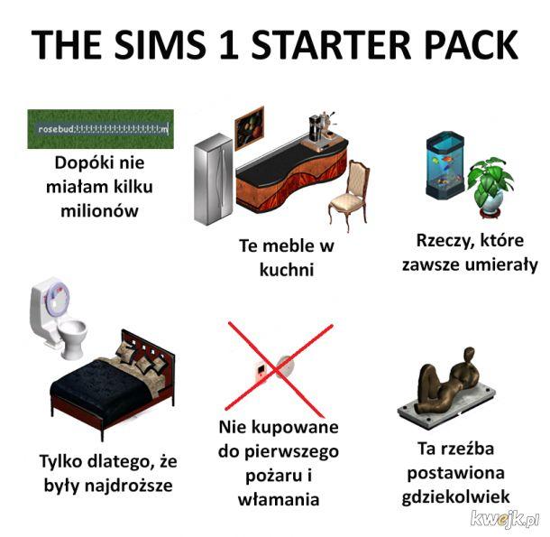 Śmieszki z The Sims