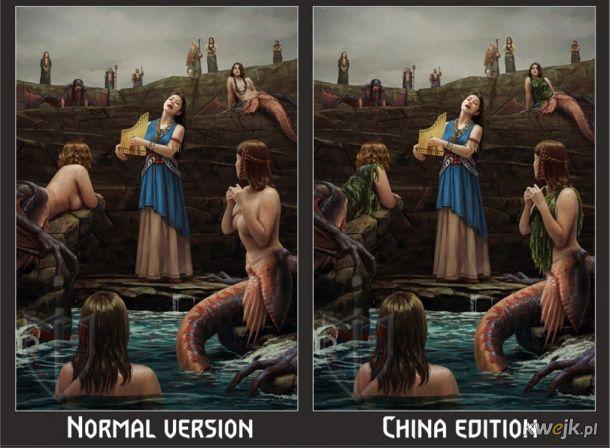Jak w Chinach ocenzurowano karty do gry w Gwinta - Wiedźmińską grę karcianą, obrazek 15
