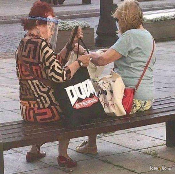 Ciekawe czy Pani babcia grała