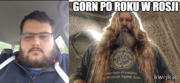 Ten po lewej to black metalowa julka, serio