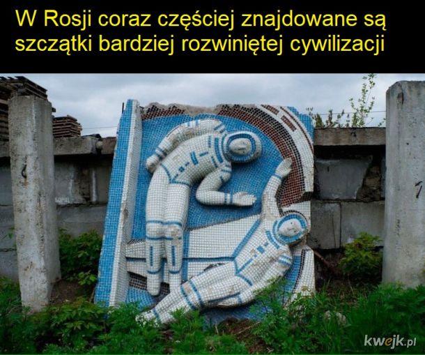 Ciąg dalszy o Gagarinie