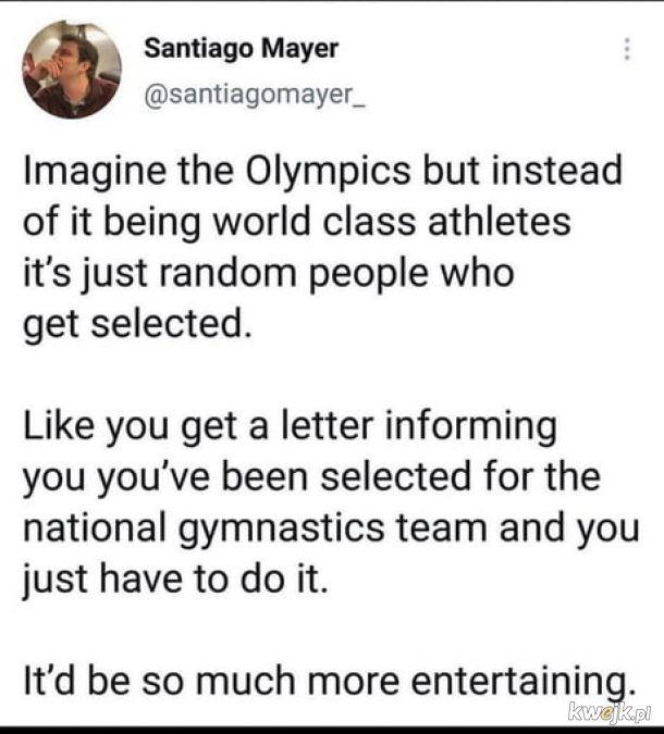 Oglądałbym.