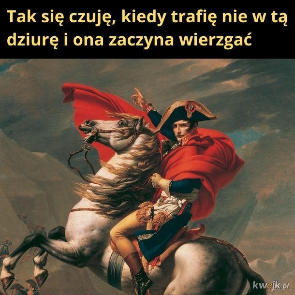 Uprzedam personalne ataki: Napoleon wcale nie był mały!