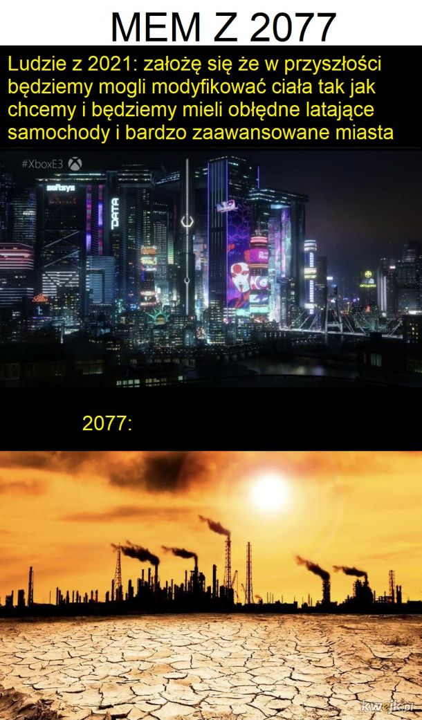 Przyszłość jest dziś i to już wszystko