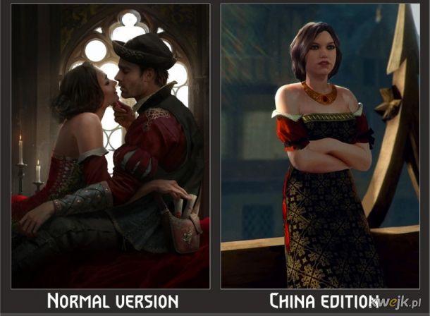 Jak w Chinach ocenzurowano karty do gry w Gwinta - Wiedźmińską grę karcianą, obrazek 1