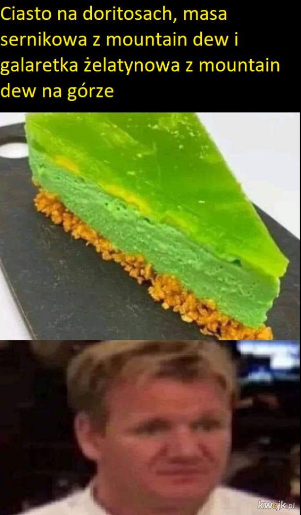 Takie ciasto dla psycholi