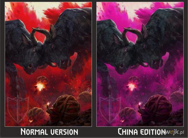 Jak w Chinach ocenzurowano karty do gry w Gwinta - Wiedźmińską grę karcianą, obrazek 11