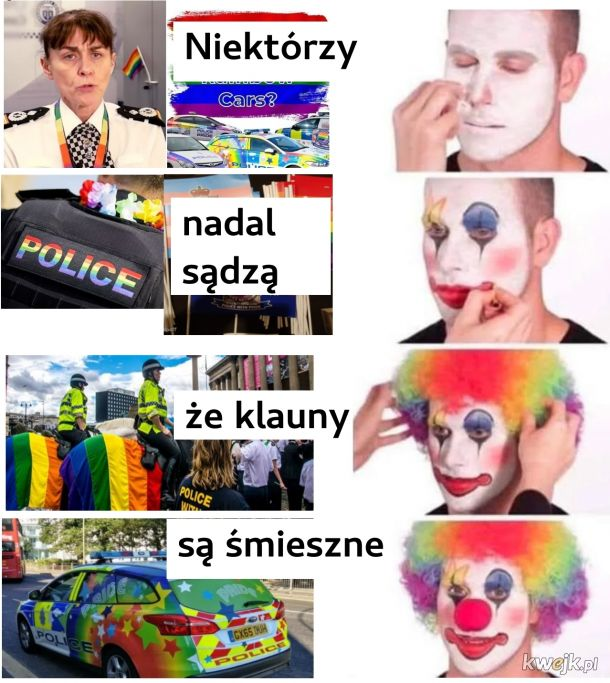policja balonowa