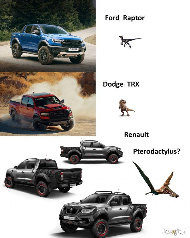 Renault, proszę dołącz