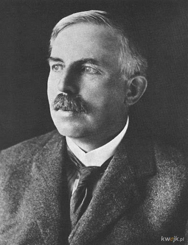Dziś mamy 150. rocznicę urodzin Ernesta Rutherforda