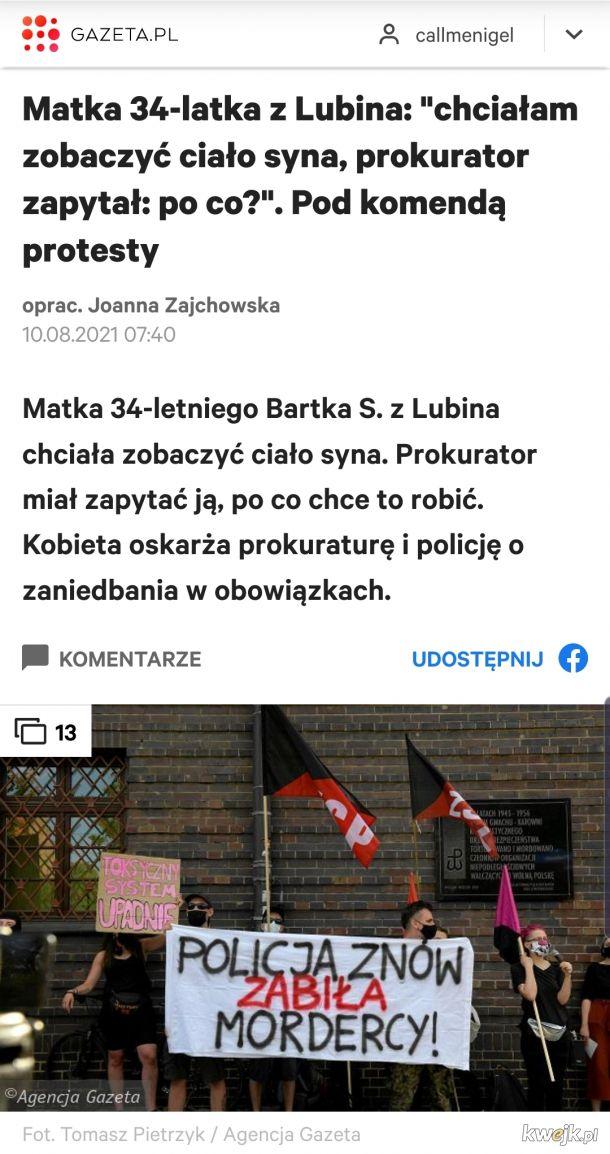 Janek Wisniewski padl...
