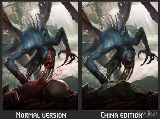 Jak w Chinach ocenzurowano karty do gry w Gwinta - Wiedźmińską grę karcianą, obrazek 21