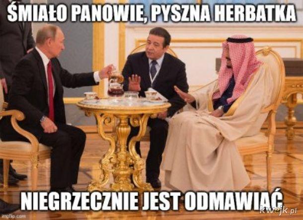 no Putinowi odmówisz? ( ͡° ͜ʖ ͡°)