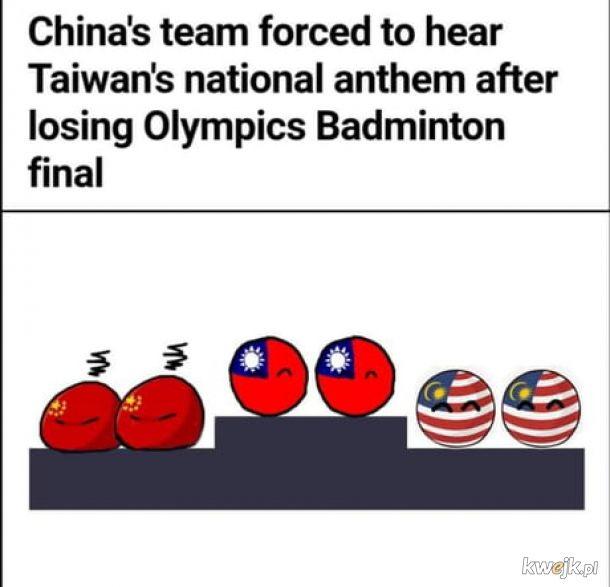 Jeszcze trochę o Olimpiadzie.